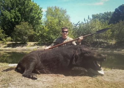 boar hunting in florida